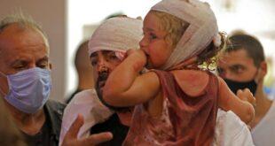 منظمة الصحة العالمية تحذر: الانفجار عطل مستشفيات بيروت مع تزايد إصابات كورونا