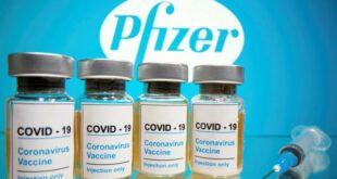 Vaccin COVID-19 par Pfeizer et BioNTech efficace à 90 %