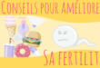 booster sa fertilité
