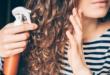 hydratation des cheveux