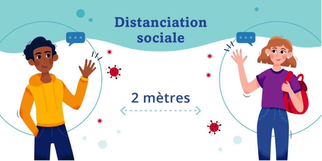 distanciation sociale