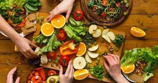 perte poids legumes fruits