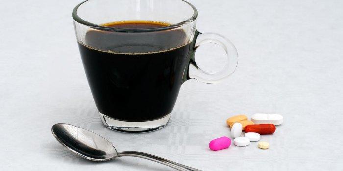 medicaments a ne jamis prendre avec le cafe