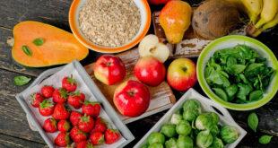perdre poids fruits legumes